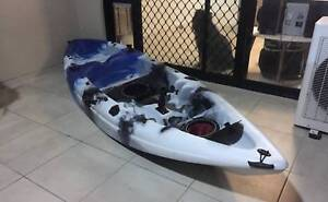 Single Seat Kayak - Fitted for Fishing - Near New Brisbane City Brisbane North West Preview