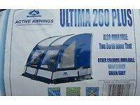 SUNNCAMP ULTIMA 260 PLUS PORCH AWNING