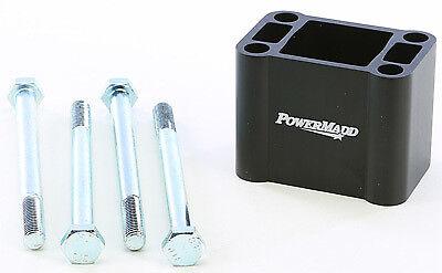 POWERMADD Non-Pivot Flat Post Riser Bar Block - SkiDoo - 2 - PM15504/45504