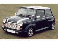 Classic Mini body kit *very rare*