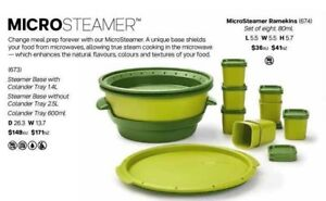 Tupperware Micro Steamer Taigum Brisbane North East Preview