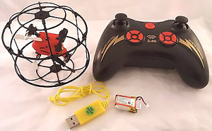 Syma D63 Drone out of box perfect condition