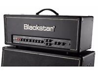 Blackstar StageHT100 and 412A cab Amplifier