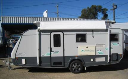2015 Jurgens Jindabyne PT2250 With Electronic Stability Control