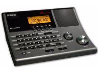 ubc360clt radio scanner 300 chnnels built in am/fm radio .airband.marineband.cb.hamradio ect.