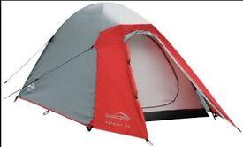 2 people tent (basecamp, kathmandu retreat 30)