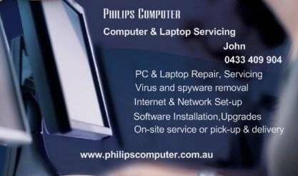 Computer Services Roxburgh Park Hume Area Preview