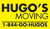 Hugo's Moving, Named Vernon's Best moving company 2018