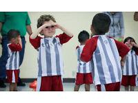 Toddler Football Coach £15-£18p/h