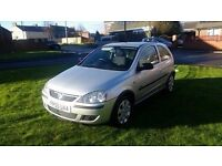 2006 55 vauxhall corsa 1.2 sxi plus full service history excellent condition