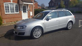 2012 SEAT EXEO 2.0 TDI, 5 DOOR ESTATE, 114K WITH FULL SEAT SERVICE HISTORY, TWO PREVIOUS OWNER