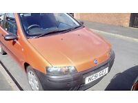 Fiat Punto 2002 (51) 1.2 cheap @£225