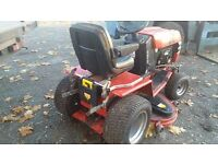 westwood V20-50 ride on lawn mower