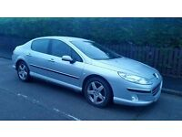 peugeot 407 2.0 hdi 55 reg, 6 speed, immaculate inside and out none rust whatsoever excellent spec