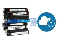 VHS to digital conversion