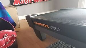 Treadmill NordicTrack 1750 commercial
