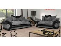 Scs Sheldon sofas with FREE POUFFE