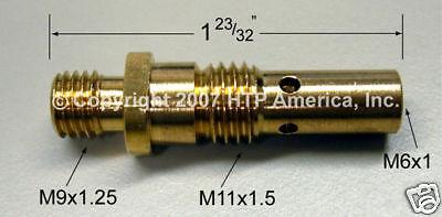 """10 023/"""" Mac Tools Mig Welder Contact Tips Parts MW 130 135 175"""