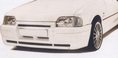 95 MK7 HSK025 Heckschürze Heckstoßstange für Ford Escort 93 MK6