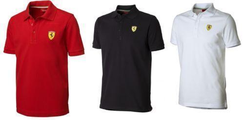 Ferrari Clothing