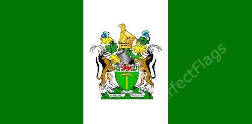 RHODESIA FLAG - RHODESIAN NATIONAL FLAGS - Hand, 3x2, 5x3 Feet