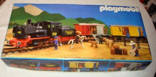 Playmobil train set ebay - Train playmobil ...