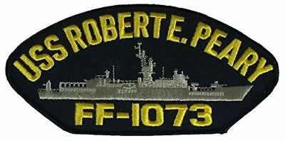 USS ROBERT E. PEARY FF-1073 PATCH USN NAVY SHIP KNOX CLASS FRIGATE CHI YANG