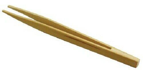 RS Pro ANTI-STATIC BAMBOO TWEEZER 172mm Fine Point, Anti-Magnetic