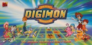 Digimon Digital Monsters - Ultimate Adventure Board Game