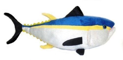 """16"""" Maguro the Bluefin Tuna Plush Stuffed Animal Toy - 2025"""