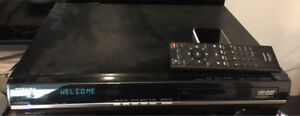 Toshiba HD DVD player. Model HD-A3 with remote