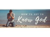 Free Classes On How To Get To Know God