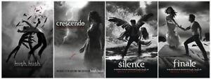 ISO Hush Hush Book Series