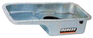 Moroso 20911 Race Oil Pan - Honda/Acura B-Series 1.8L B18 4qt VTEC/Non-VTEC