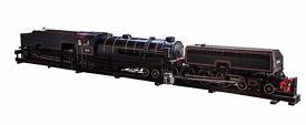 Rare Exhibition Quality 5 inch Gauge AD60 Garratt Locomotive Steam Train 8-4 + 4-8-4 No.6063