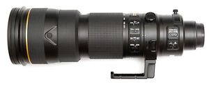 Nikon Nikkor 200-400mm f/4 VR I - Great Condition!