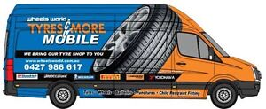 SUV 4X4 AWD Tyres Fitted At Your Door-Free Mobile Tyre Serivce Perth Perth City Area Preview