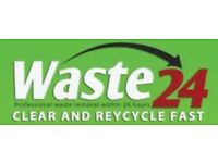 MAN AND VAN RUBBISH/WASTE REMOVAL ALL AREAS COVERED ALL DOMESTIC/COMMERCIAL WASTE REMOVED.