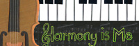 Harmony is Me Music Studio - Now Booking Piano & Violin Lessons!