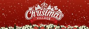 Did you recently purchase a Christmas Village?