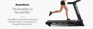 Almost brand new NordicTrack Treadmill for sale