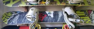Snowboard Nitro Ripper 149