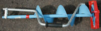 """Swede Bore 6"""" Ice Auger"""