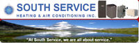 South Service Heating & Air Conditioning Inc