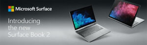 SURFACE BOOK 2 - 15 INCH  1TB - MICROSOFT COMPLETE WARRANTY 2021
