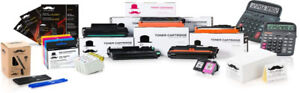 Toner & ink, delivery and install on  site, 2 year warranty