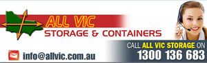 All Vic Containers Sunshine West Brimbank Area Preview