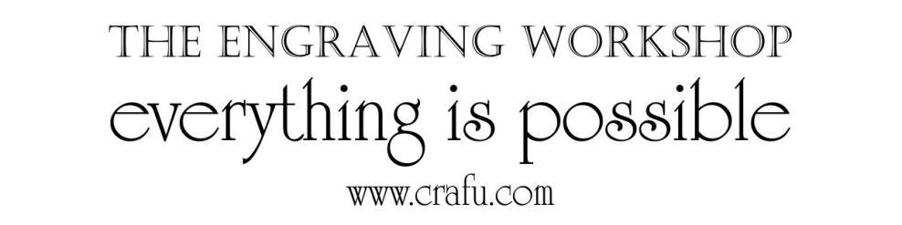 Craf u The Engraving Workshop