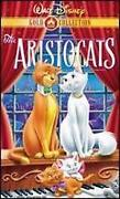 The Aristocats 1996 VHS