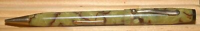 VERY CLEAN 1930s VINTAGE LARGE COMBO PENCIL &  FOUNTAIN PEN COMBINATION